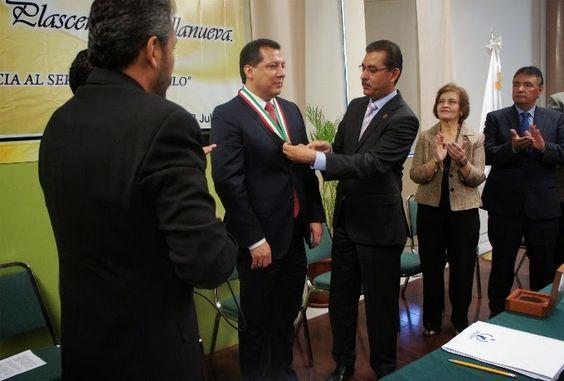 "SEMANARIO BALUN CANAN: Recibe Dr. Raúl Plascencia Villanueva  ""Medalla Ma..."