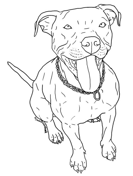 Puppy Coloring Pages Printable Coloringpagesfree