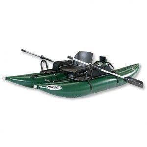 Using Pontoon Fly Fishing Boats