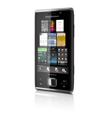 Sony Ericsson XPERIA X2 - Mobile Phone news and reviews