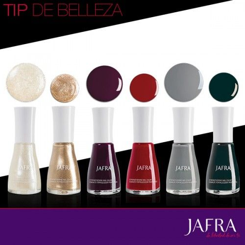 ¡Uñas en bellos tonos metálicos y neutros para el otoño! #jafra #Ajafracosmetics