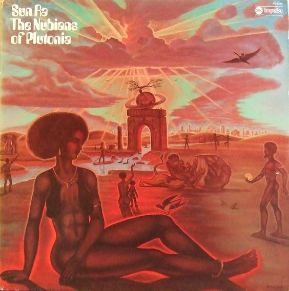 . Adventure-Equation .: Sun Ra - Angels and Demons at Play - The Nubians of Plutonia