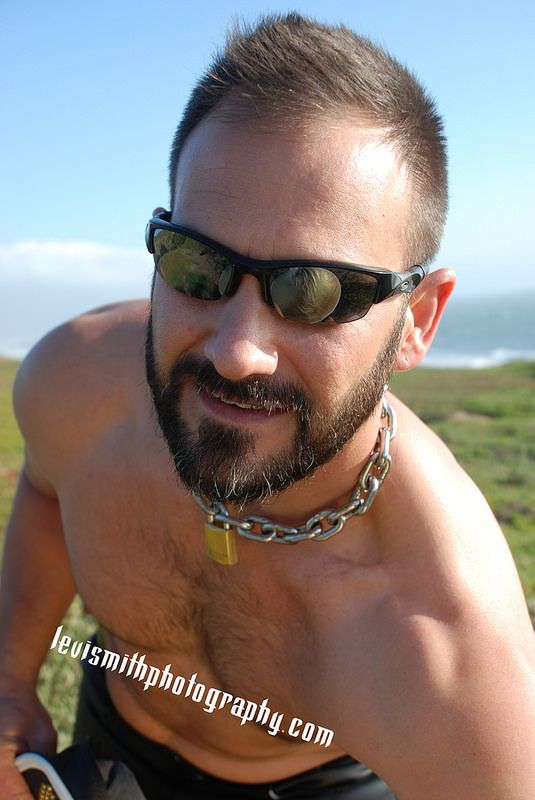 Gage   #malemodel #men #beard #beards #man #levismithphotography #chain #sf #sanfrancisco  www.levismithphotography.com