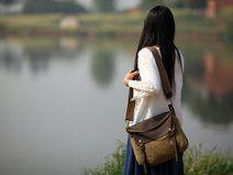 Leinwand-Taschen, Ledertragetaschen,Schultaschen