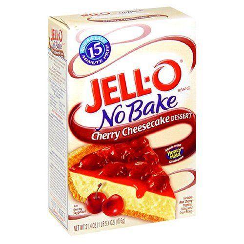 boxed no bake cheesecake