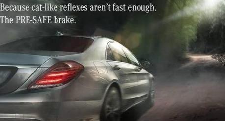 Mercedes Responds To Jaguar's Heckling - http://www.dailytechs.com/mercedes-responds-to-jaguars-heckling/