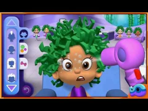 Paw Patrol Blaze And The Monster Machines Shimmer And Shine Bubble Guppies Sports Youtube Good Hair Day Cool Hairstyles Bubble Guppies