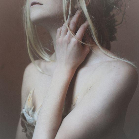 naked ruby by Janine Mizéra, via Behance