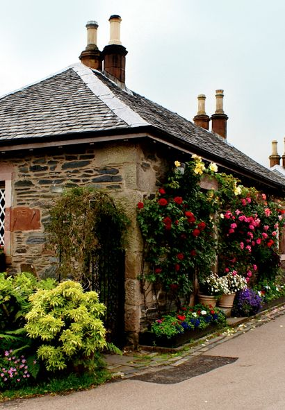 Beautiful Cottage in Scotland