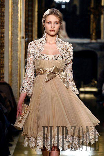 Zuhair Murad Spring 2007 Couture