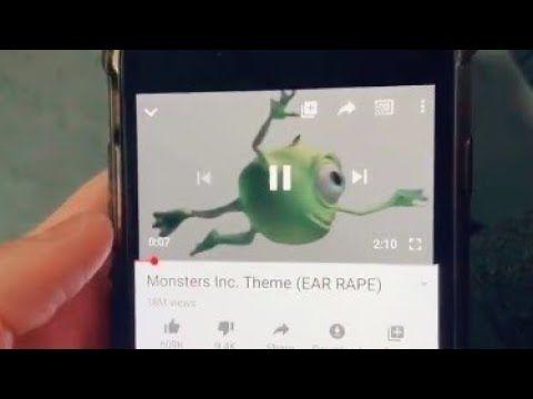 Monster Inc Memes Earrape Compilation Youtube In 2020 Monsters Inc Memes Monster