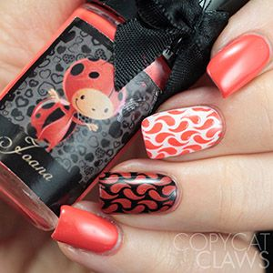 Esmaltes da Kelly- Animals- Joana