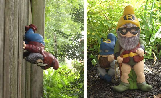 Don't normally do gnomes, but these are awesome.