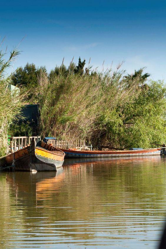 Barques en l'Albufera de València (PEDRO DE LA FUENTE) @pedro4info.jpg