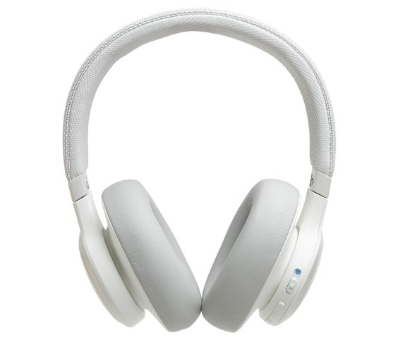 Jbl Live 650btnc Wireless Over Ear Noise Cancelling Headphones With Voice Control In 2020 Noise Cancelling Noise Cancelling Headphones Headphones