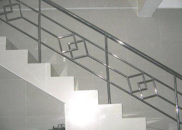Pin By Kamel Bihi On Stairs Railing Steel Railing Design Stair Railing Design Staircase Railing Design