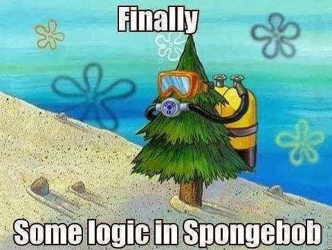 Funny SpongeBob SquarePants & Patrick Star