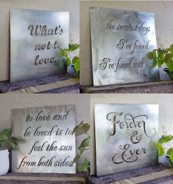 Personalized Signs Signs And Sayings On Pinterest
