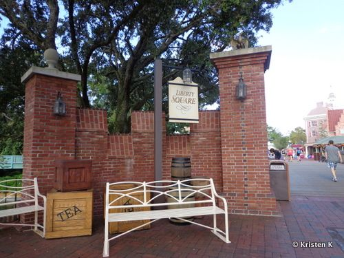 Ten Fast Facts About Liberty Square