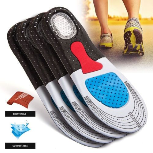 Caresole® Plantar Fasciitis Insoles FootConfortPlus ™ Feeling Younger Just Got