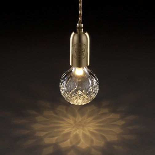 Crystal Bulb Pendant By Lee Broom Cb0121 In 2020 Bulb Bulb Pendant Light Pendant Light