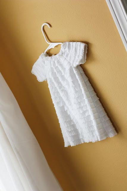 ruffle dress pattern