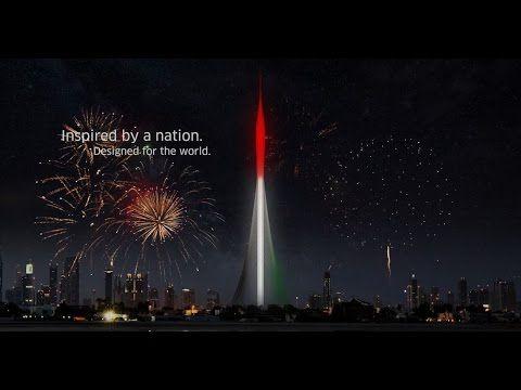 Santiago Calatrava baut spektakulären Riesen-Turm in Dubai - Dubai Blog - Dinge, die man in Dubai tun sollte