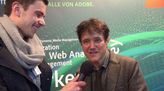 [Videointerview] Dietmar Dahmen, Chief Innovation Officer ecx.io, empfiehlt jedem Online Marketer in die Täter-Rolle zu schlüpfen. Ein spannendes Gespräch mit einem außergewöhnlichen Werber.