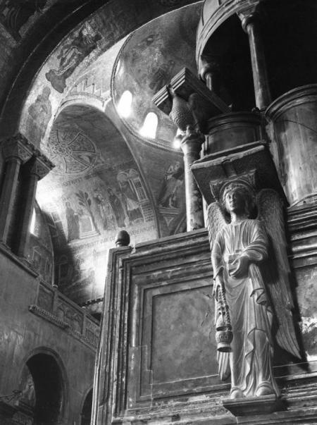 BASILICA OF SAN MARCO, VENICE, 1961