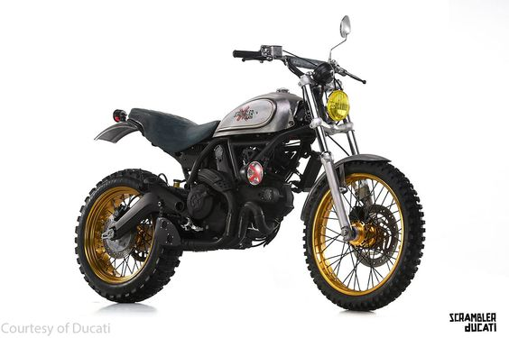 Custom Ducati Scramblers Debut in Verona - Motorcycle USA