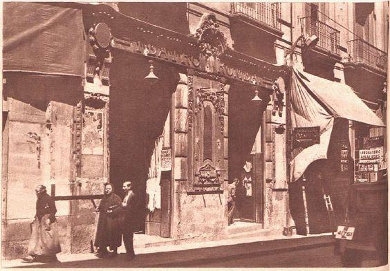 Teatro Romea ( desaparecido).
