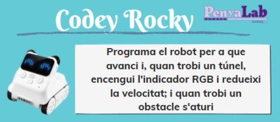 Codey Rocky – Túnel