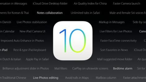 Updated: How to download iOS 10 public beta right now