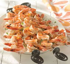 Orange-Chipotle Shrimp Kebabs | main course recipes | Pinterest ...