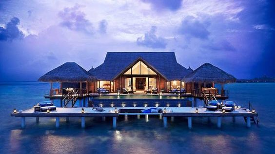The Taj Exotica Resort Maldives Is A Member Of Leading Small Hotels World Travel Beach And Island Resorts Spas Pinterest