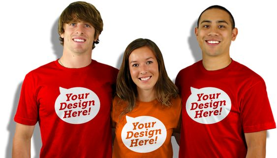 Custom t-shirts have the power to turn your group into a team ...
