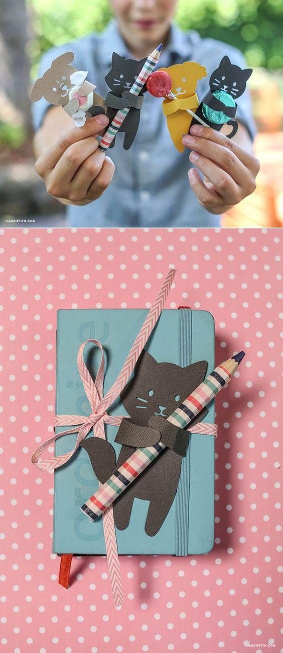 #treathuggers #backtoschool #giftideas #giftwrapping www.LiaGriffith.com