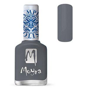 COMING SOON Moyra Stamping Nail Polish- No. 23 (Grey)