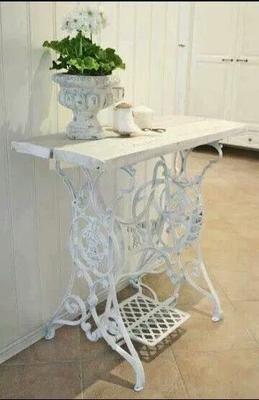Ideas para reciclar maquinas de coser