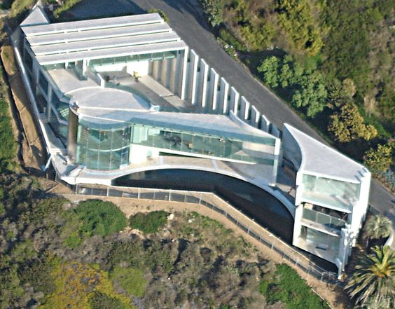 Razor house la jolla project razor bluff private - Superbe residence rasoir wallace e cunningham ...