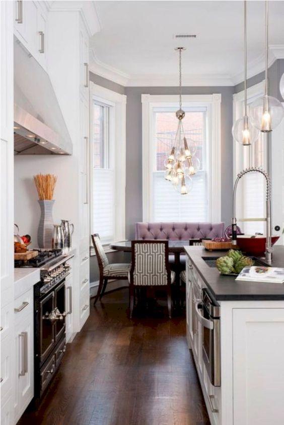 Flawless Kitchen Nook Decor