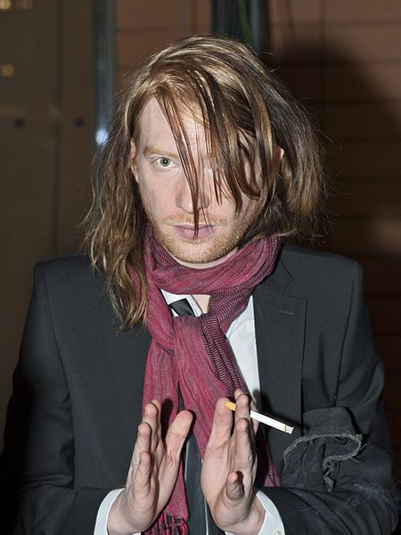 Domhnall Gleeson, who played Bill Weasley in Deathly Hallows, is the real life son of Brendan Gleeson, who plays Alistair Moody.: Festivals, Berlin, Harrypotter, Harry Potter, Film Facts Hp, Film Festival, Photo