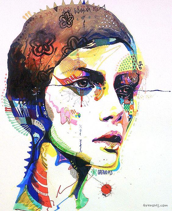 Stunning Illustrations by Minjae Lee