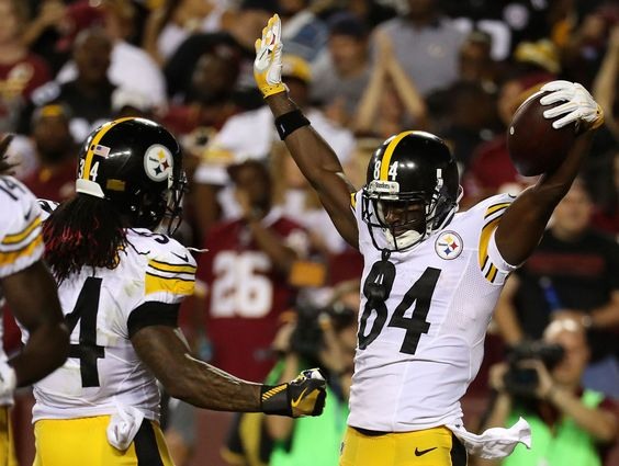 Antonio Brown says fines for cleats twerking 'nothing to a boss'