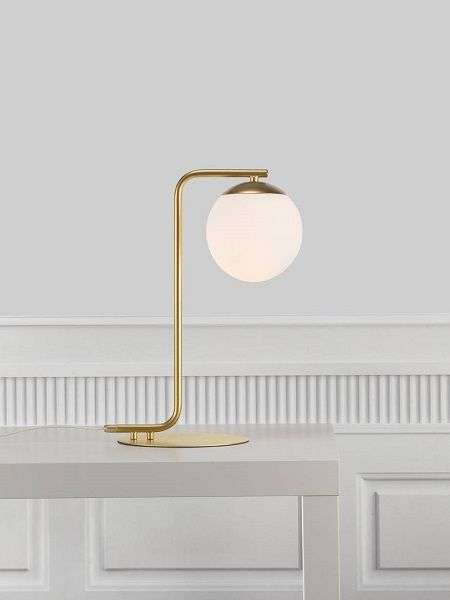 The Grant Table Light Has Classic Art Deco Styling Ideal As A Bedside Lamp Designed By Danish Lighting Scandinavian Table Lamps Light Table Danish Lighting