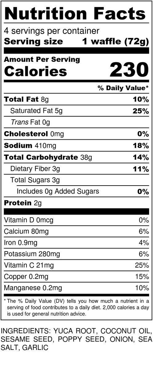 Everything Bagel Swapples 04062017 Nutrition Label Jpg Nutrition Facts Nutrition Cholesterol