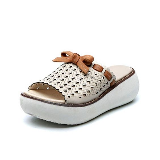 41 Wedges Mule Sandals To Update You Wardrobe Now shoes womenshoes footwear shoestrends