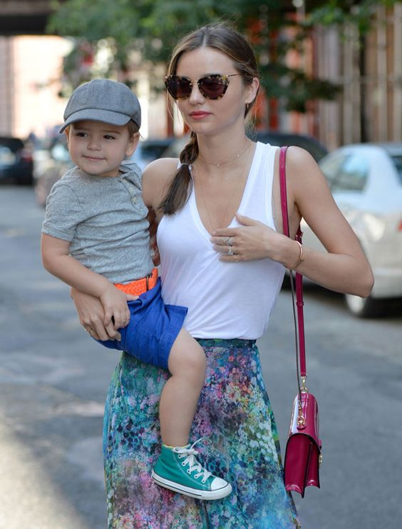 Miranda Kerr Orlando Bloom Baby Flynn Pictures | So cute ... Orlando Bloom And Miranda Kerr Baby Flynn 2013