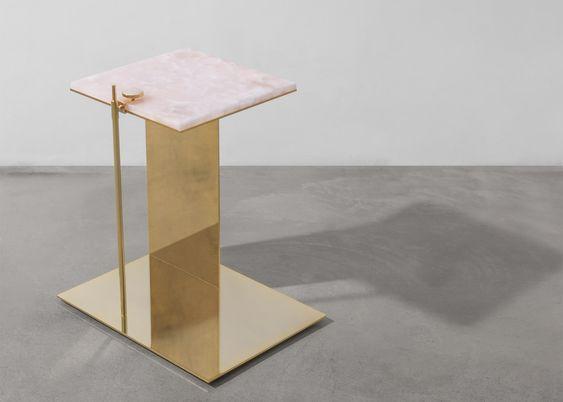 Formafantasma creates Delta collection based on Roman artefacts and architecture