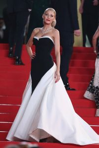 Blake Lively Cannes 2014 Gucci PremiereBlack & White